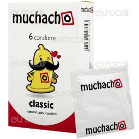 Muchacho Classic - Scatola da 6 Preservativi