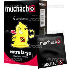 Muchacho Extra Large - Scatola da 6 Preservativi