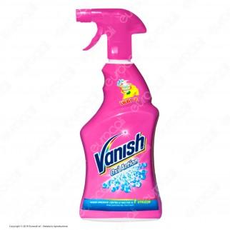 Vanish Oxi Action Smacchiatore Pre-Trattante Spray - 750ml