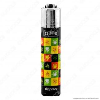 Clipper Micro Fantasia Color Weed 4 - 4 Accendini
