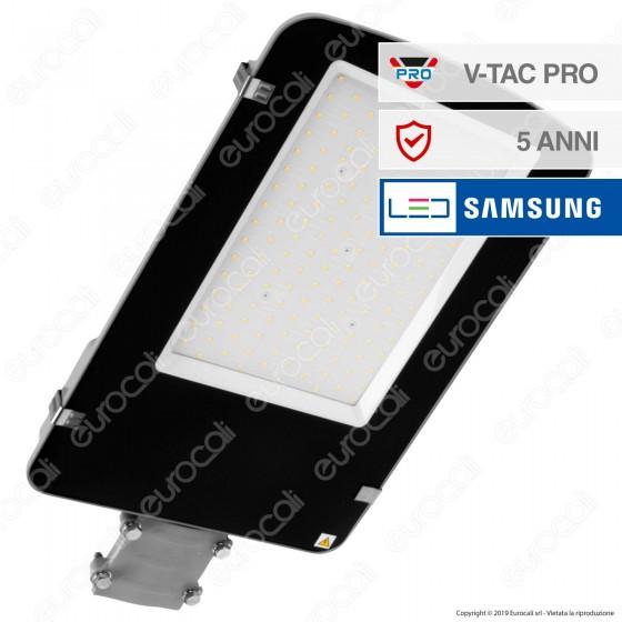 V-Tac PRO VT-100ST Lampada Stradale LED 100W Lampione SMD Chip Samsung - SKU 529 / 530