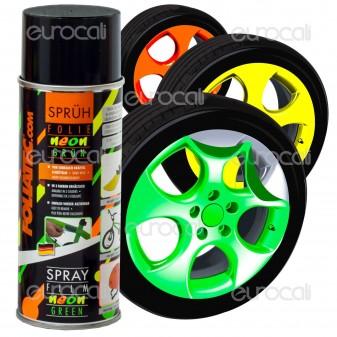 Foliatec Neon Pellicola Spray Removibile - 3 Colorazioni