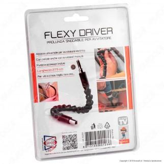 Intergross Flexy Driver Prolunga Snodabile per Avvitatore