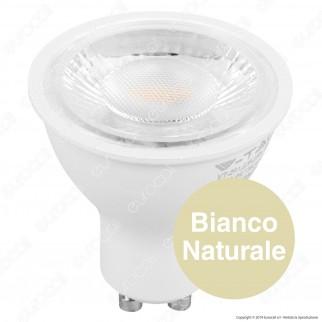V-Tac PRO VT-291 Lampadina LED GU10 8W Faretto Spotlight Chip Samsung - SKU 876