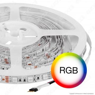 V-Tac VT-5050 Striscia LED Smart Light Wi-Fi 10W 60 LED/metro RGB Dimmerabile - SKU 2583