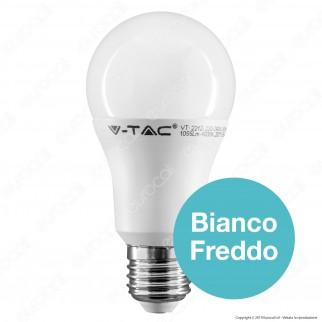 V-Tac VT-2212 Lampadina LED E27 12W Bullb A60 CRI ≥95 - SKU 7483 / 7484