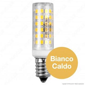 Imperia Ceramic Lampadina LED E14 8,5W Tubolare - mod. 6015841 / 6015858