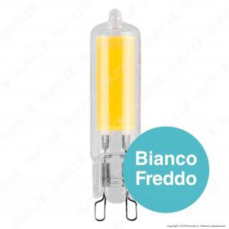 V-Tac VT-2254 Lampadina LED G9 4W Bulb IP44 - SKU 2742 / 2473 / 2474