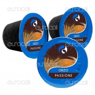 10 Capsule Baciato Caffè Passione Gusto Orzo Cialde Compatibili Nespresso