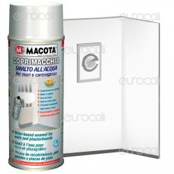 Spray Macota Coprimacchia - Smalto Coprente all'Acqua per Muri e Cartongesso