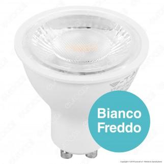 V-Tac PRO VT-291 Lampadina LED GU10 8W Faretto Spotlight Chip Samsung - SKU 875 / 876 / 877