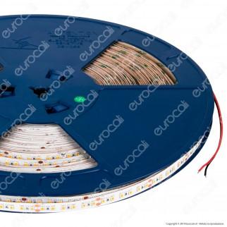 ZNLED Striscia LED Monocolore 120 LED/metro 24V - Bobina da 30 metri - mod. S411819210 / S411819220