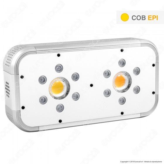 Ortoled Titanium Total Agro Lampada LED 196W per Coltivazione Indoor Consumo Reale 120W