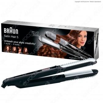 [EBAY] Braun Satin Hair 5 ST550 - Piastra Per Capelli In Ceramica Con Arricciacapelli