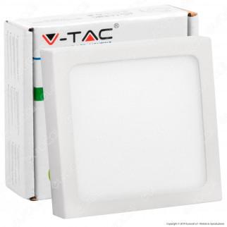 V-Tac VT-605 SQ Pannello LED Quadrato 6W - SKU 4907 / 4908