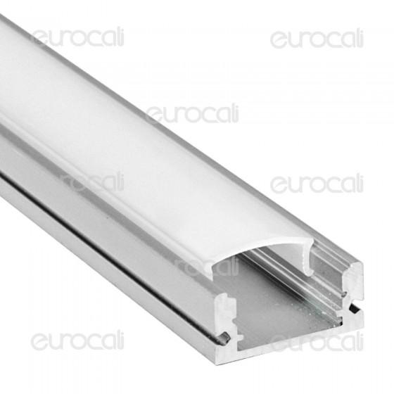 V-Tac Profilo in Alluminio per Strisce LED mod. 9992 - Lunghezza 1 metro