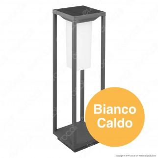 V-tac VT- 66 Lampada LED da Terra 1W con Pannello Solare e Picchetto Chip Samsung - SKU 785