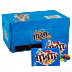 M&M's Crispy Confetti con Cereali Ricoperti di Cioccolato - Box con 24 Bustine da 36g