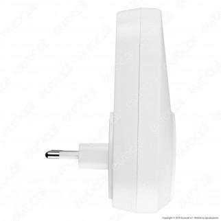 V-Tac Smart VT-5148 Spina Wi-Fi Intelligente 10A 2P - SKU 8470