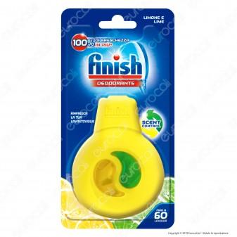 Finish Deodorante al Limone per Lavastoviglie - Confezione da 4ml