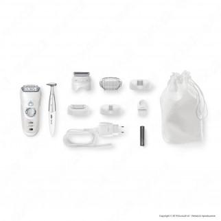 [EBAY] Braun Silk-épil 7 7-561 Wet&Dry Epilatore Donna Senza Fili Con 8 Accessori
