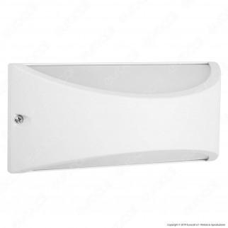 Bot Lighting Applique per Lampadine E27 mod. Segovia3 - Colore Bianco