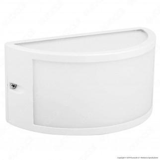 Bot Lighting Applique per Lampadine E27 mod. Segovia1 - Colore Bianco