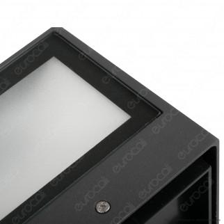 Lutec Gemini Lampada LED da Muro 18W RGB+W 3in1 WiFi IP54 - mod. 5189111118