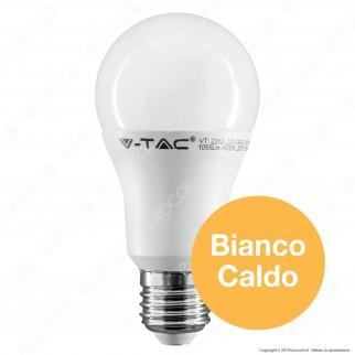 V-Tac VT-2212 Lampadina LED E27 12W Bullb A60 CRI ≥95 - SKU 7482 / 7483 / 7484