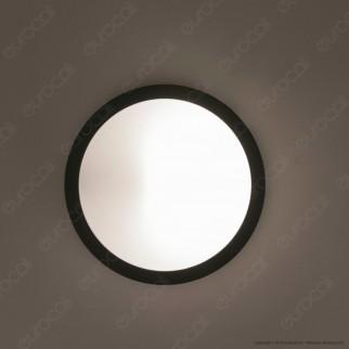 Lutec Titan Portalampada da Giardino Wall Light da Muro per Lampadine E27 - mod. 6336201118