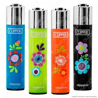 Clipper Large Fantasia Flowers 13 - 4 Accendini