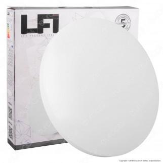 Led Factory Italia Plafoniera LED 35W Bianca Forma Circolare - mod. PL-R38035