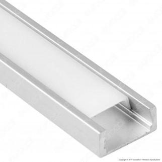 [EBAY] V-Tac VT-9327 4 Profili in Alluminio per Strisce LED - Lunghezza 2 metri - SKU 3370