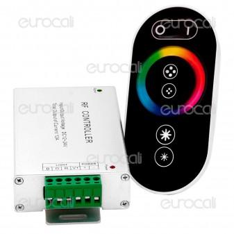 V-Tac Controller per Strisce LED RGB con Telecomando Touch