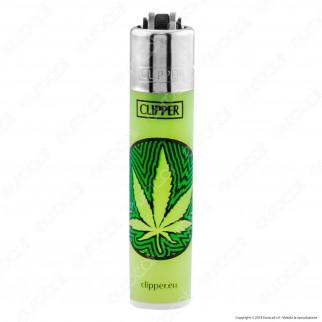 Clipper Micro Fantasia Weedlife - 4 Accendini
