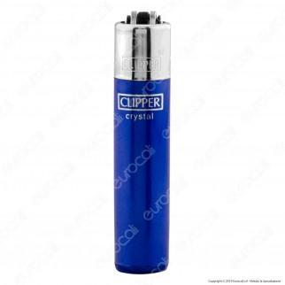 Clipper Micro Fantasia Crystal 4 - Box da 48 Accendini