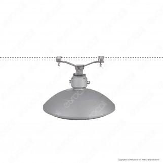 V-Tac SUPERPRO VT-105 Lampione LED a Sospensione 100W Chip Samsung Fascio Luminoso Type II S - SKU 545