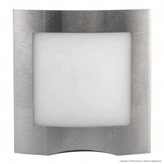 Lutec Farell Lampada LED da Muro 14W RGB+W 3in1 WiFi IP44 - mod. 5194804001