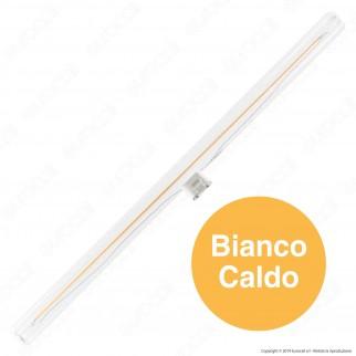 Daylight Lampadina LED S14d 6W Tubolare Attacco Singolo 500mm CRI≥95 Dimmerabile - mod. 700690.00A