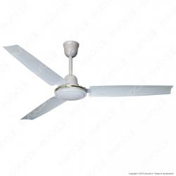 CFG Bianco 140 Ventilatore a Soffitto 140 cm - Mod. EV025