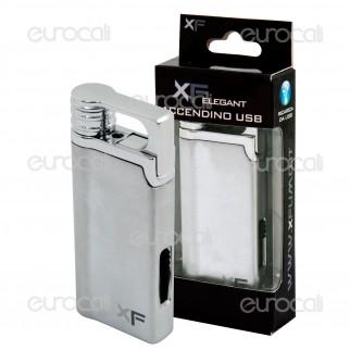 XFumo Elegant Accendino USB Antivento Ricaricabile - 1 Accendino