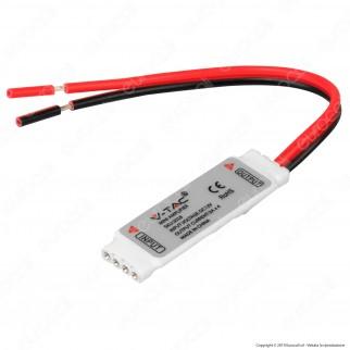 V-Tac Mini Amplificatore di Segnale per Strisce LED RGB - SKU 3018