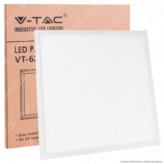 V-Tac VT-6237 Pannello LED 60x60 36W SMD con Driver - SKU 8083 / 8084 / 8085