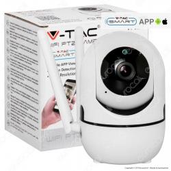 V-Tac VT-5122 Telecamera di Sorveglianza Wifi IP PTZ 1080p - SKU 8439