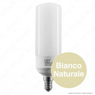 Life Lampadina LED E14 14W Tubolare T45 - mod. 39.920524C / 39.920524N / 39.920524F