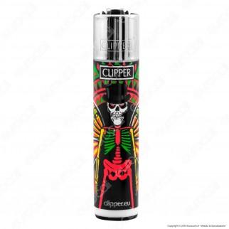 Clipper Large Fantasia Skulls Angels - 4 Accendini