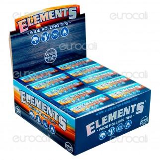 Elements Filtri in Carta - Scatola da 50 Blocchetti