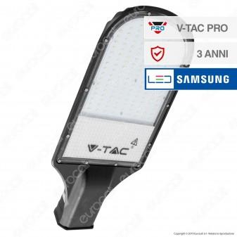 V-Tac PRO VT-101ST Lampada Stradale LED 100W Lampione SMD Chip Samsung - SKU 535 / 536