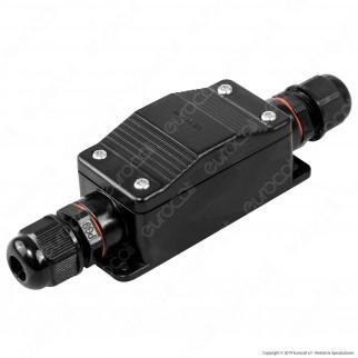 V-Tac Scatola di Derivazione con 2 Terminali IP65 - SKU 11136