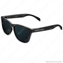 Northweek Regular Mod. Duke - Occhiali da Sole con Lenti Polarizzate Antigraffio